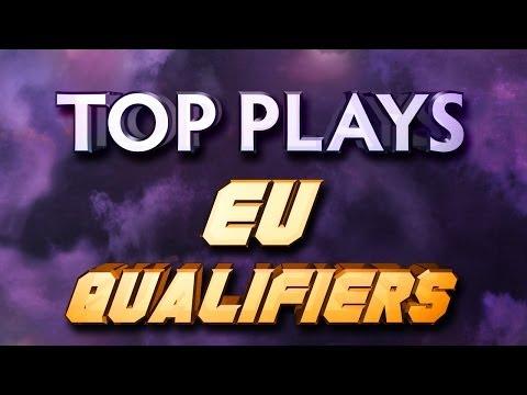 Dota 2 TI4 - EU Qualifiers - Top Plays