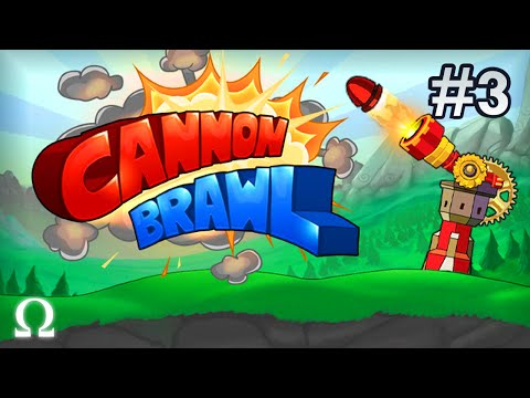 NEVER GIVE UP, NEVER SURRENDER! | Cannon Brawl #3 W/Friends