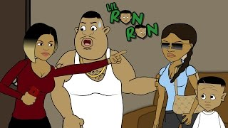 Lil Ron Ron's Mama Leave Work!!  (PART 2)