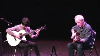 (2012 France Tour) Sungha's Waltz - Michel Haumont & Sungha Jung