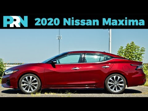 Road Trip Through New England | 2020 Nissan Maxima Platinum Review