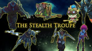 The Stealth Troupe
