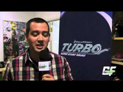 Turbo Super Stunt Squad Interview With Michael Cerven