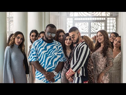 GIMS, Maluma - Hola Señorita (Maria) [Official Video]