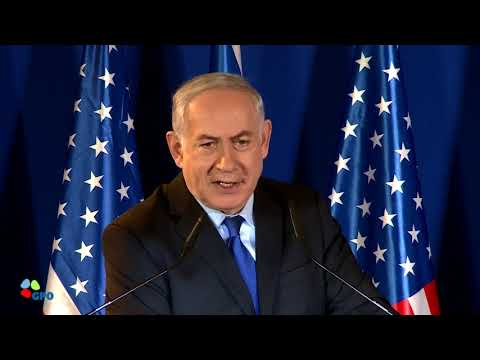 "PM Netanyahu Signs ""Power Africa"" Agreement"