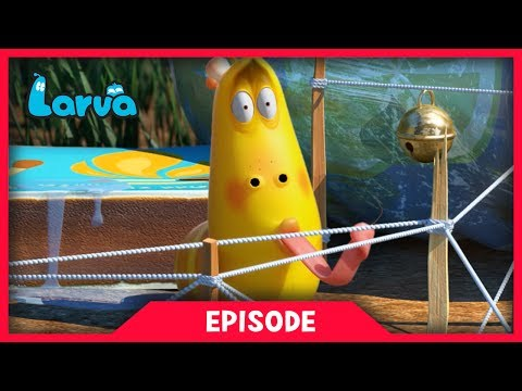 LARVA - DETECTIVE LARVA | Cartoon Movie | Cartoons For Children | Larva Cartoon | LARVA Official