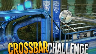 Rocket League Crossbar Challenge (ft. LinkTijger)