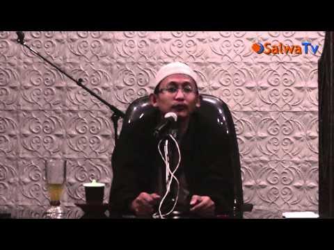 Kedudukan Sunnah Dalam Syariat Oleh:Ustadz Badrusalam,Lc - Part 2