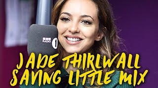 Jade Thirlwall SAVING Little Mix in INTERVIEWS