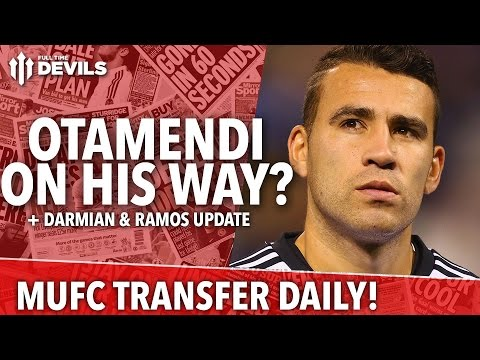 Otamendi On His Way? | Transfer Daily | Manchester United