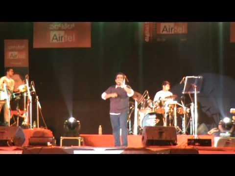 Kunal Ganjawala Concert Belgaum Apr_11_09 - Onde ondu saari (...