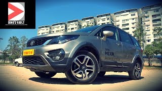Tata Hexa First Drive Review, Is it Worth Buying?