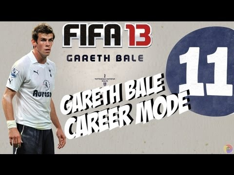 FIFA 13 : Gareth Bale Career Mode #21 - Real or Barca what's the difference [HD]