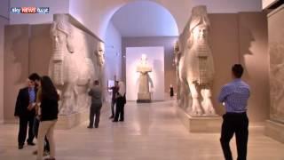 إقبال على المتحف الوطني ببغداد