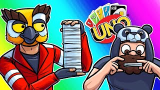 Uno Funny Moments - My Deck is Bigger Than Yours