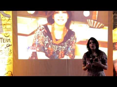 Bringing Arts Journalism to Mainstream News | SAHAR  ZAMAN | TEDxJUIT