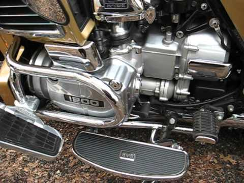 1985 Honda GL1200 GoldWing Limited Edition for sale on ...