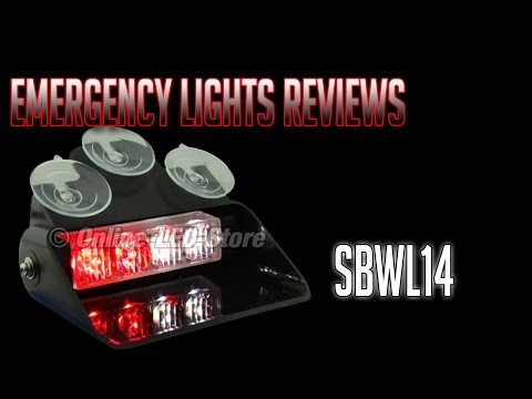 LAMPHUS SBWL14 Solo Review (Emergency Lights Review)