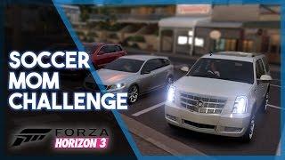 Forza Horizon 3 | Soccer Mom Challenge (Soccer Mom Problems)