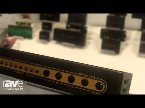 InfoComm 2014: ASK Technology Introduces its HDMi True Matrix 4×2 with 4K Support