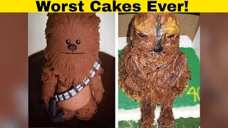 Epic Cake Fails That Made Us Laugh So Much!