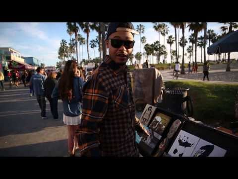 David Cash Escape Vlog 1: Venice Beach Introduction [Nu West World Submitted]