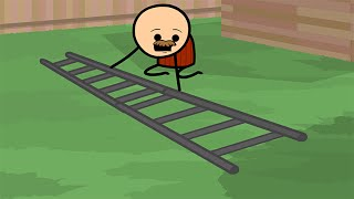 Ladder - Cyanide & Happiness Shorts