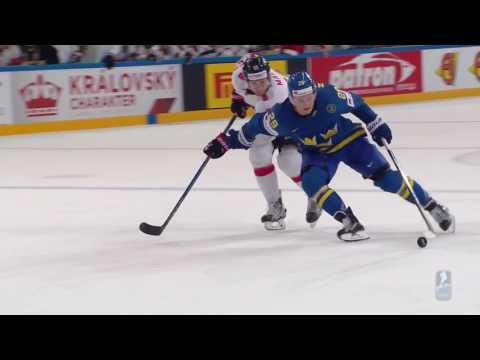 ЧМ-2017.Швейцария-Швеция 1-3.WM17.Switzerland-Sweden