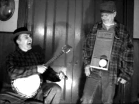 Jitterbug Swing Bukka White Cover / Banjitar and Washboard