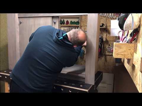 DIY Unterschrank Waschtisch / Base Cabinet