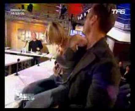 Cecile de menibus on french radio - 1 part 8