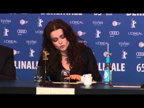 """Cinderella"" Berlin Film Festival Press Conference (Part 2)"