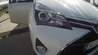 Test || Toyota Yaris 1.33 Cool - #5