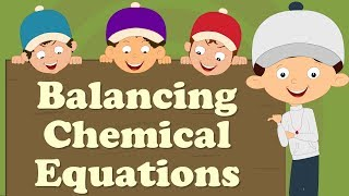 Balancing Chemical Equations for beginners