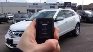 New 2014 Cadillac SRX Premium AWD Walkthrough | 140543