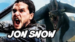 Game Of Thrones Season 8 - Aegon Targaryen's Secret Jon Snow Plan Explained