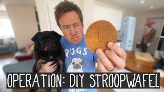 Operation DIY Stroopwafel