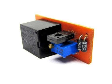 Автоматическое зарядное устройство - часть 1