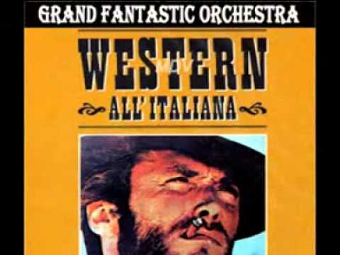 GRAND FANTASTIC ORCHESTRA -   Western all¨italiana ( lp Completo )