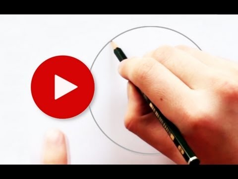 How to Draw a Perfect Circle with Pencil || Very Easy Drawing Tips & Tricks 1