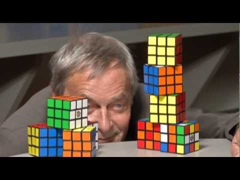 Watch Rubik's Cube Focus of Museum Exhibition