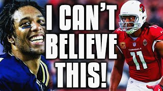 The CRAZY INCIDENT Larry Fitzgerald Wants EVERYONE to Forget About