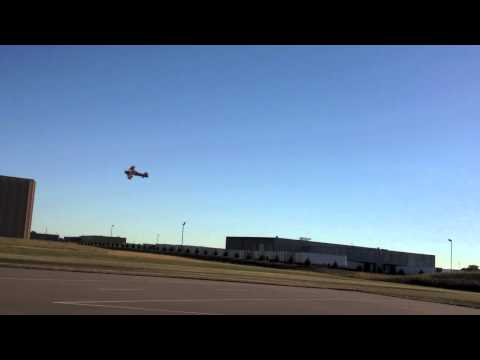 Vintauri RC - Twisted Hobbies Crack Pitts - Maiden flight