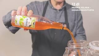 Booli - Pramia Appelsiinikelkka
