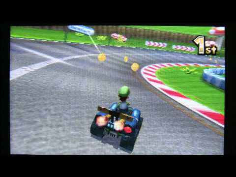 Classic Game Room - MARIO KART 7 review part 2
