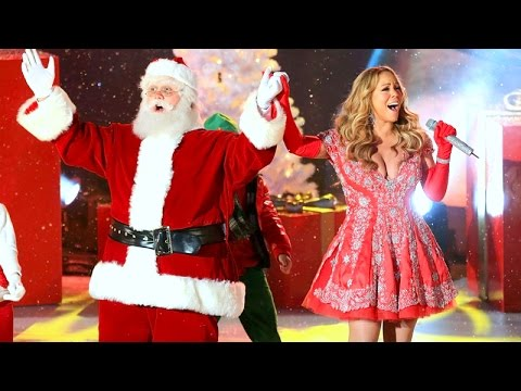 á´´á´° Mariah Carey - All I Want For Christmas Is You (Live at Rockefeller Center 2012)