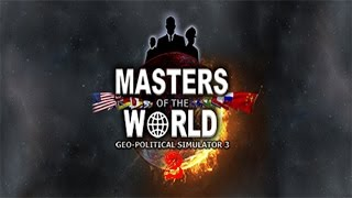 Masters of The World Geopolitical Simulator 3 | Türkiye | #2