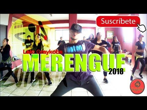 ZUMBA - Merengue 2018 By Lalo Graykobs