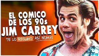 Biografías Así Nomás   Jim Carrey