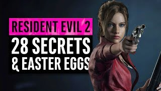 Resident Evil 2 | 28 Secrets and Easter Eggs